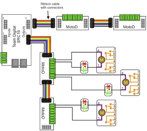 team digital src16 motod wiring src16 motod wiring src16 motod wiring
